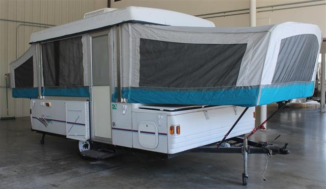 Used 1996 Coleman Destiny CHEYENNE Pop Up For Sale