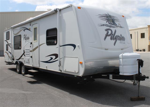 2009 Pilgrim 1500 Series