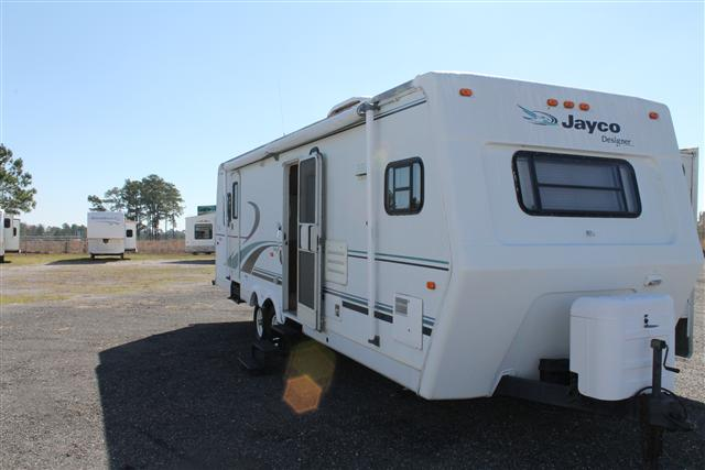 Buy a Used Jayco Designer in Lake City, FL.