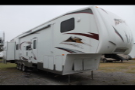 Used 2009 Keystone Raptor M-3600RL Fifth Wheel Toyhauler For Sale
