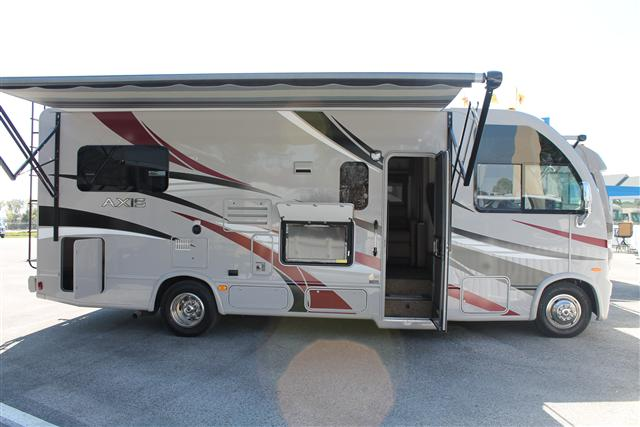 New 2014 Thor Motor Coach Axis Class A Gas Motorhomes For