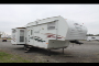 Used 2007 Forest River Flagstaff M-8528-RLSS Fifth Wheel For Sale
