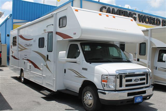 Buy a Used Winnebago Chalet in Lake City, FL.