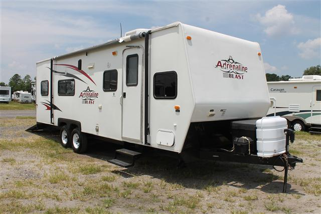 2009 Coachmen Adrenaline