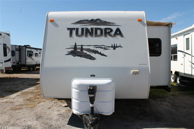 Used 2008 Dutchmen Tundra Travel Trailers For Sale In Lake
