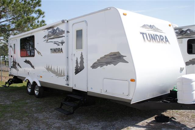 Camping World Council Bluffs >> Used 2008 Dutchmen Tundra Travel Trailer For Sale In Lake
