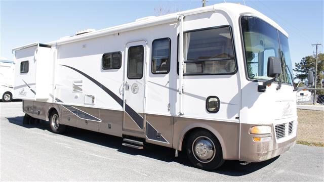 Used 2003 Tiffin Allegro BA 32 Class A - Gas For Sale