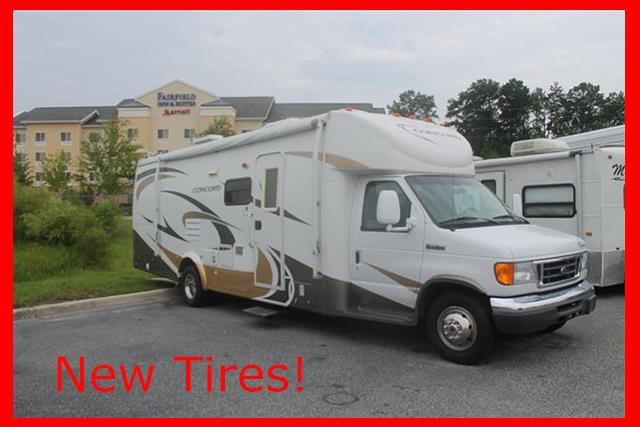 Used 2007 Coachmen Concord 300TS Class C For Sale