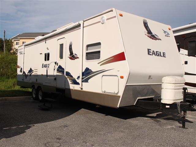 Used 2006 Jayco Eagle 314BHDS Travel Trailer For Sale
