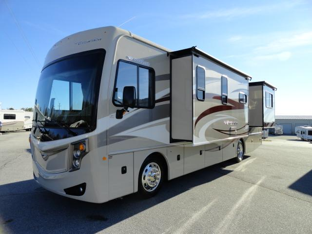 Buy a New Fleetwood Excursion in Hendersonville, NC.