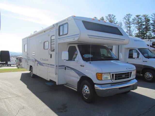 Buy a Used Winnebago Chalet in Hendersonville, NC.