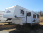 Used 2010 Forest River Springdale 249 BHSSR Fifth Wheel For Sale