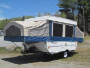 Used 2011 Forest River Flagstaff M207 Pop Up For Sale