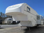 Used 2002 Glendale Titanium 32E37DS Fifth Wheel For Sale