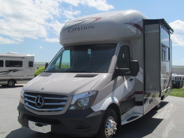 Buy a New THOR MOTOR COACH Four Winds Chateau Citation in Hendersonville, NC.