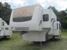 Used 2008 Double Tree RV Select Suites 34RLSB3 Fifth Wheel For Sale