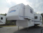 Used 2002 Sunnybrook Sunny Brook 31BWFS Fifth Wheel For Sale