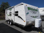 Used 2010 Forest River Wildwood 22 Travel Trailer For Sale