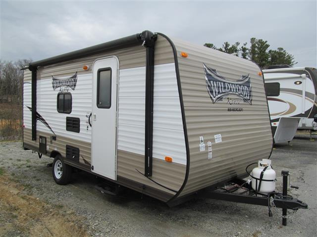 New 2015 Forest River Wildwood 195BHXL Travel Trailer For Sale