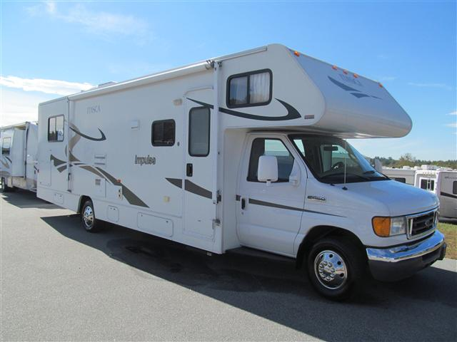 used2007 itasca impulse class c for sale
