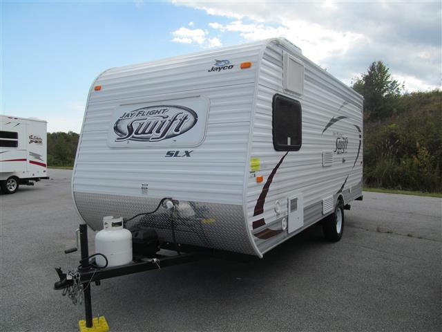 Used 2014 Jayco Jayflight 185RB Travel Trailer For Sale