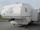 Used 2007 Palomino Puma 249RBSS Fifth Wheel For Sale