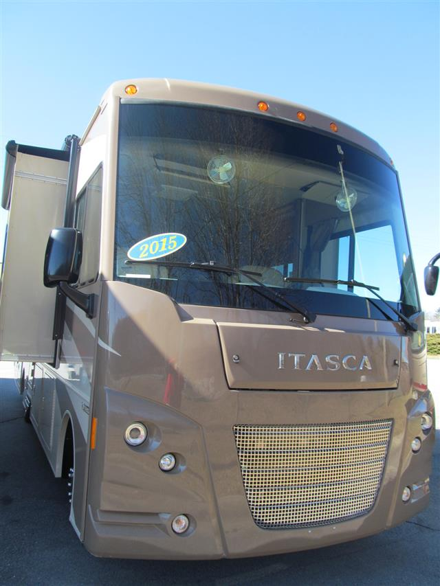 Buy a New Itasca Sunstar in Hendersonville, NC.