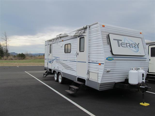 Used 2004 Fleetwood Terry 26 Travel Trailer For Sale