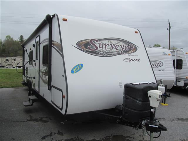 2013 Forest River Surveyor