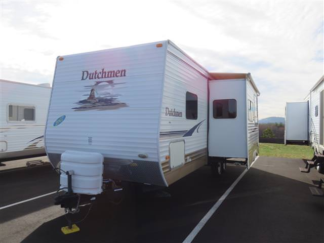 Used 2007 Dutchmen Dutchmen 26BDSL Travel Trailer For Sale