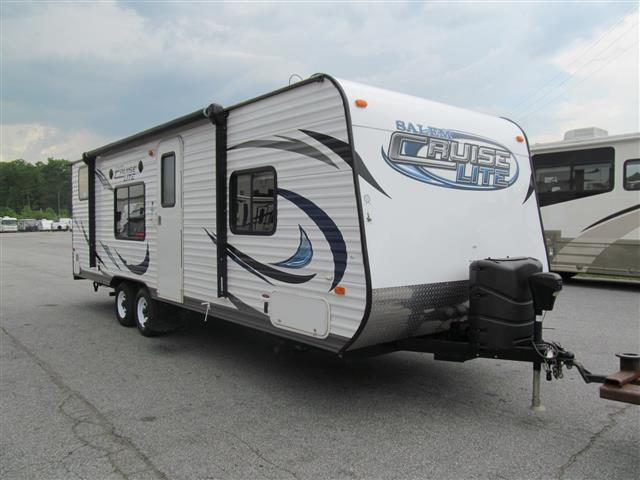 Used 2013 Forest River Salem 261BHXL Travel Trailer For Sale