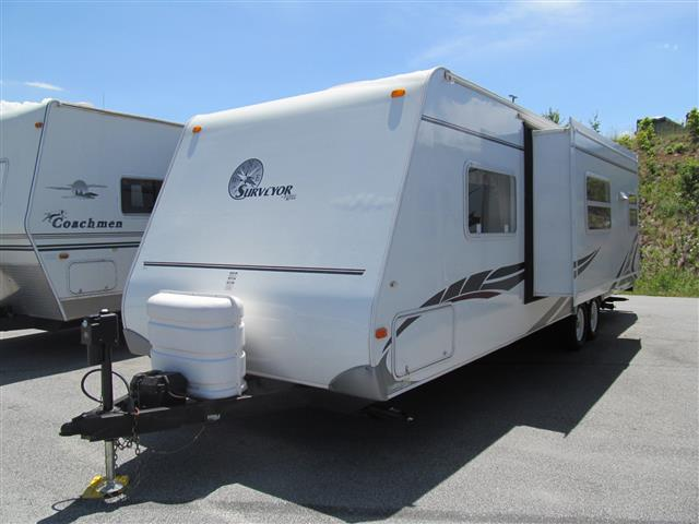 Used 2006 Forest River Surveyor 291 Travel Trailer For Sale