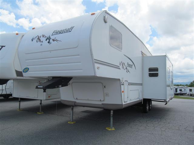 Used 2004 Forest River Flagstaff 8528BHSS Fifth Wheel For Sale