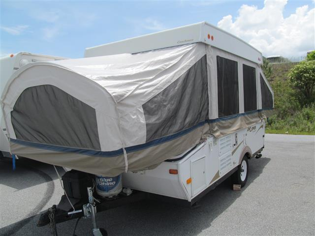 Used 2007 Coachmen Clipper M107 SPORT Pop Up For Sale