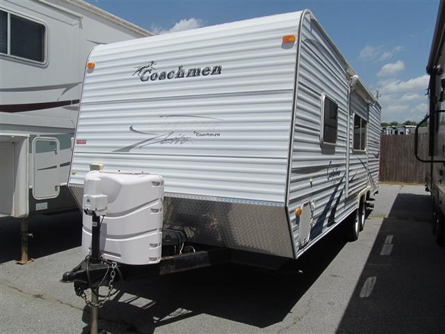 Used 2004 Coachmen Catalina 266RKS Travel Trailer For Sale
