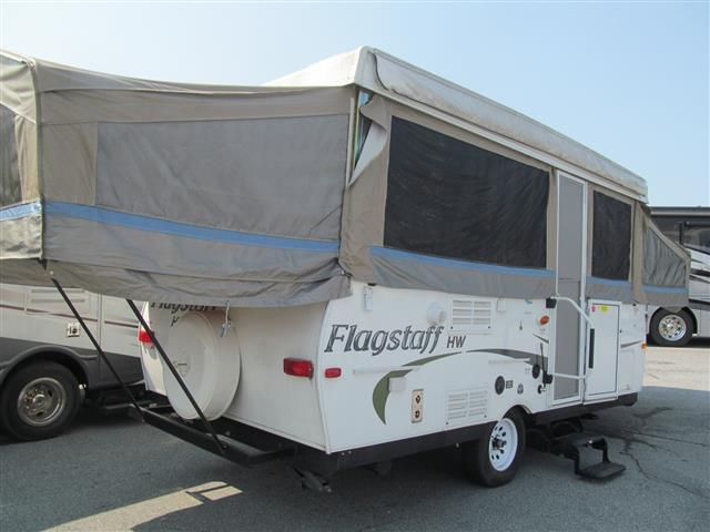 Used 2013 Forest River Flagstaff HW27 Pop Up For Sale