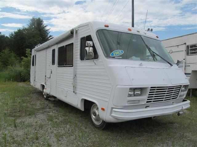 Used 1983 Fleetwood Pace Arrow 31G Class C For Sale