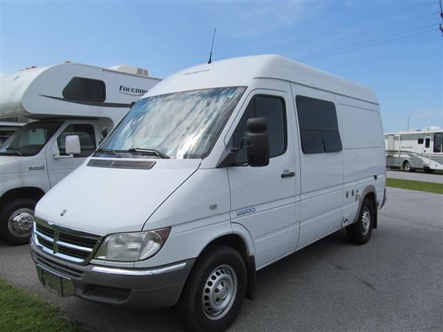 Used 2005 Dodge Dodge CONVERSION VAN Class B For Sale