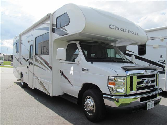 Used 2012 Thor Chateau 28Z Class C For Sale