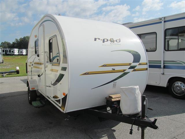 Used 2011 Forest River R POD 181RG Travel Trailer For Sale