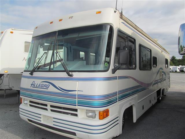 Used 1996 Allegro Allegro 34 Class A - Gas For Sale