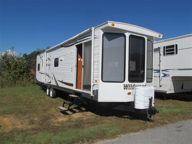 2010 Forest River WILDWOOD DLX