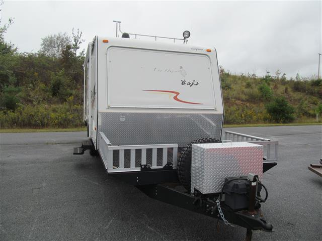 Used 2006 Jayco Baja 25K Travel Trailer For Sale