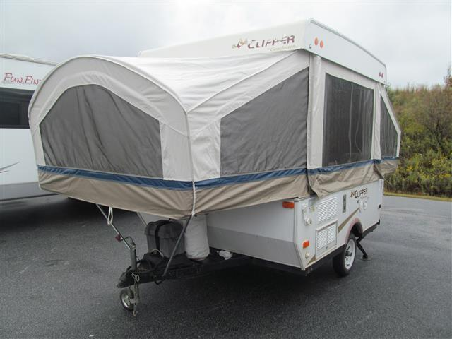 Used 2007 Coachmen Clipper 896S Pop Up For Sale
