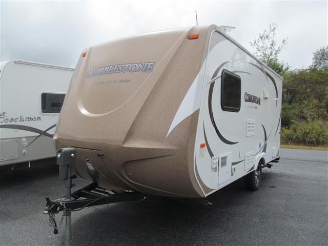Used 2014 Travel Lite RV COBBLESTONE ULTRA LITE SERIES i17 Travel Trailer For Sale