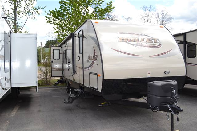 2013 Travel Trailer Keystone Bullet