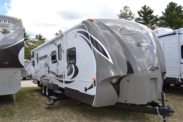 2013 Travel Trailer Keystone Cougar