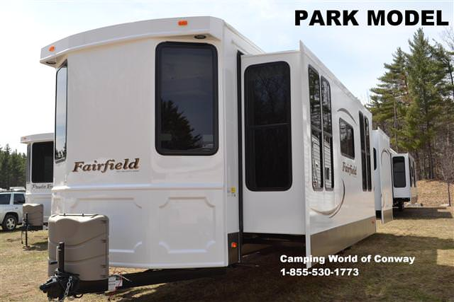 2014 Travel Trailer Heartland FAIRFIELD