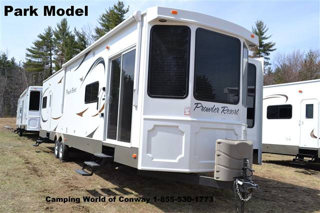 2014 Travel Trailer Heartland PROWLER RESORT