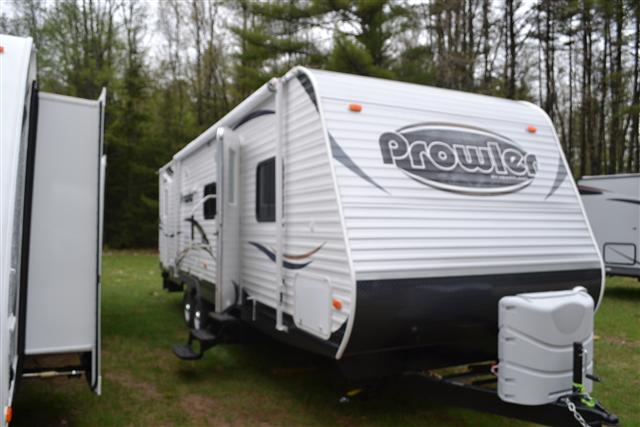 2014 Travel Trailer Heartland Prowler